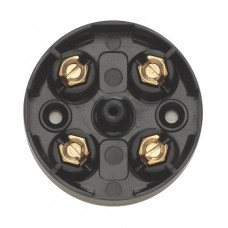 20A MINI JUNCTION BOX 4T BLACK