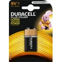 Duracell 1 Cell Blister - 9V Battery