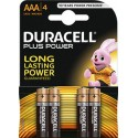 Duracell 4 Cell Blister  - Aaa 1.5V Batteries