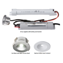 IP20 3 Watt LED Emergency Non Maintained  Downlight (34mm)