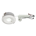 IP20 3 Watt LED Emergency Maintained Downlight (45mm)