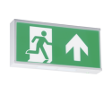 IP20 Wall Mounted LED Emergency Exit Sign