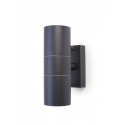 IP44 Up & Down Wall Light Anthracite Grey