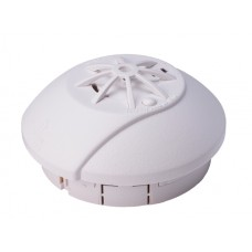 FASTFIX Mains Heat Detector Interconnectable 10 Year Lithium Battery Backup Grade D1