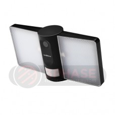 Smart Wi-Fi PIR Floodlight with Camera and Siren