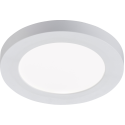 6W LED CCT Round Panel Dual Mount White 400 - 430lm