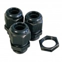32mm Skintop Gland Blk (18-25mm) Complete
