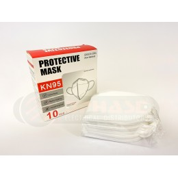 KN95 FFP2 Disposable Face Mask (Box of 10)