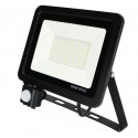 IP65 50W PIR LED Flood 6000K 4000lm