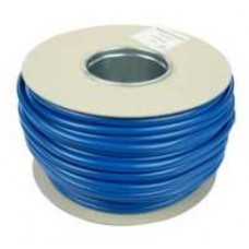 4mm Blue Sleeving 100 Mtr Drum