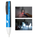 Non Contact Voltage Detector Including Led Torch