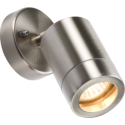 IP65 Adjustable Wall Light Stainless Steel GU10